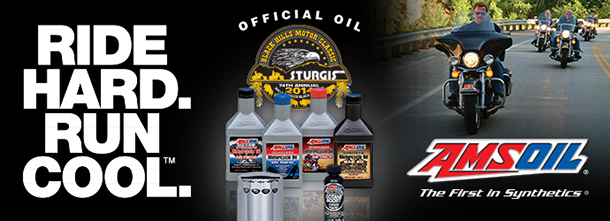 Get your oil changed while in Sturgis or save money and buy in Sioux Falls