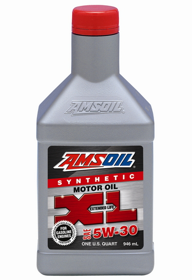 Extended Life 5W-30 Synthetic Motor Oil for 10,000 miles
