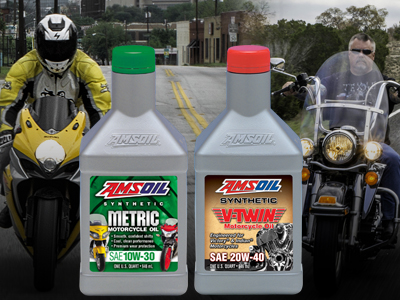 Sioux Falls motorcycle oil selection