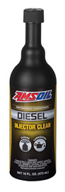 Diesel Fuel Injector Clean