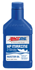 High Performance 2-Cycle Injector Oil for Outboard Marine