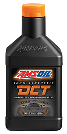 100% Synthetic Dual-clutch Transmission Fluid (DTC)