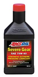 Severe Gear 75W-90