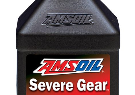 Severe Gear® 75W-140 GL5