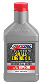 10W-30 Synthetic Small Engine Oil