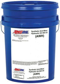 Synthetic Anti-Wear Hydraulic Oil - ISO 32