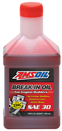 Break-In Oil (SAE 30)