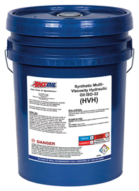 Synthetic Multi-Viscosity Hydraulic Oil - ISO 32