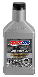 OE 5W-20 Synthetic Motor Oil