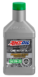 OE 0W-20 Synthetic Motor Oil