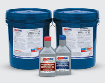 Synthetic Compressor Oil - ISO 46, SAE 20