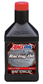 DOMINATOR® 10W-30 Racing Oil
