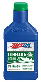 10W-30 Synthetic Marine Engine Oil