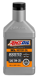 XL 5W-20 Synthetic Motor Oil