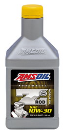 Z-ROD® 10W-30 Synthetic Motor Oil