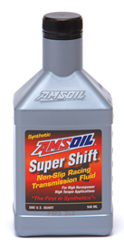 Super Shift® Racing Transmission Fluid SAE 10W