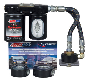 Ford 7.3L Dual Remote Bypass System