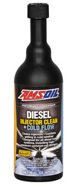 Diesel Injector Clean + Cold Flow