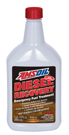 Diesel Recovery Emergency Fuel Treatment