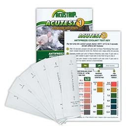 Antifreeze Test Strips