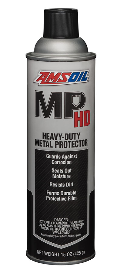 New AMSOIL Metal Protector Heavy Duty Undercoating spray