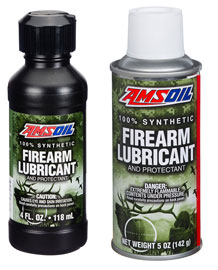100% Synthetic Firearm Lubricant and Protectan