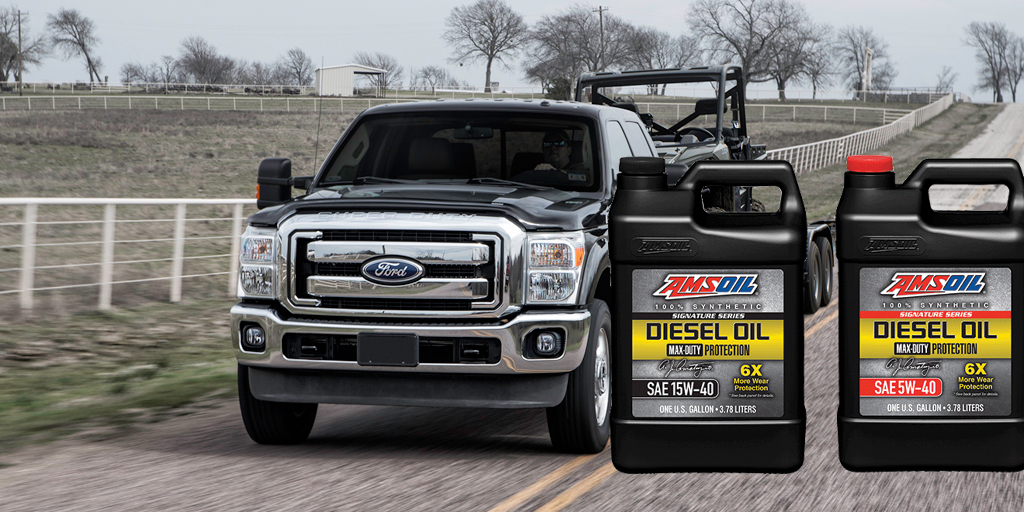 Industry Leading Diesel Oils