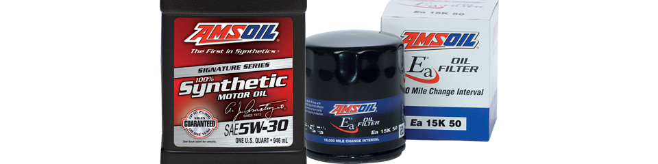 Amsoil 100% Synthetic Oil