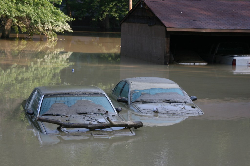 Ohio Flood, July '06
