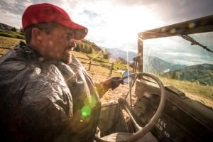 1943 Jeep adventure
