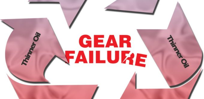 Sources for gear failure