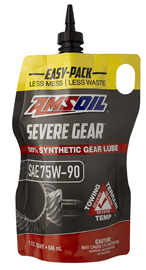 New Easy Pack for simple differential oil servicing.
