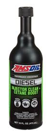 Diesel Injector Clean + Cetane Boost