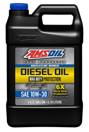 Amsoil Signature Series Max-Duty Synthetic Diesel Oil 10W-30
