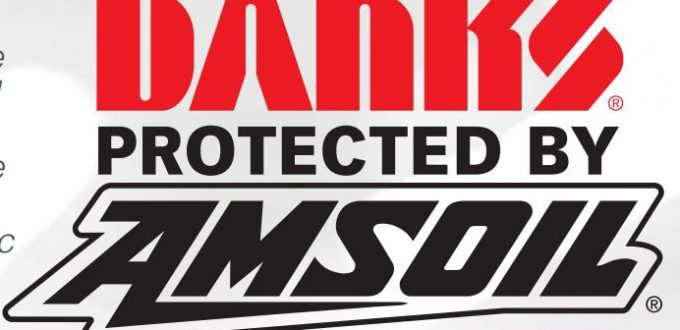 Bank's protected by AMSOIL